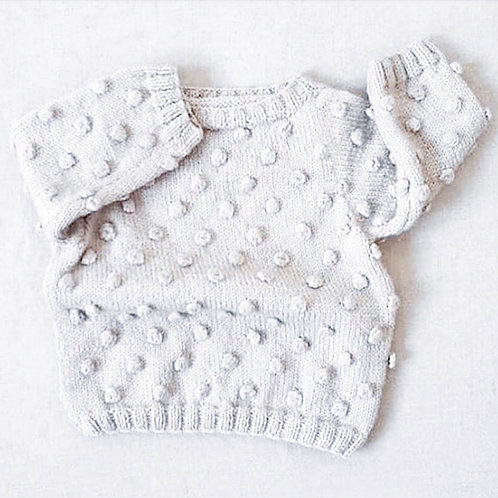 Iceland Bobble Sweater
