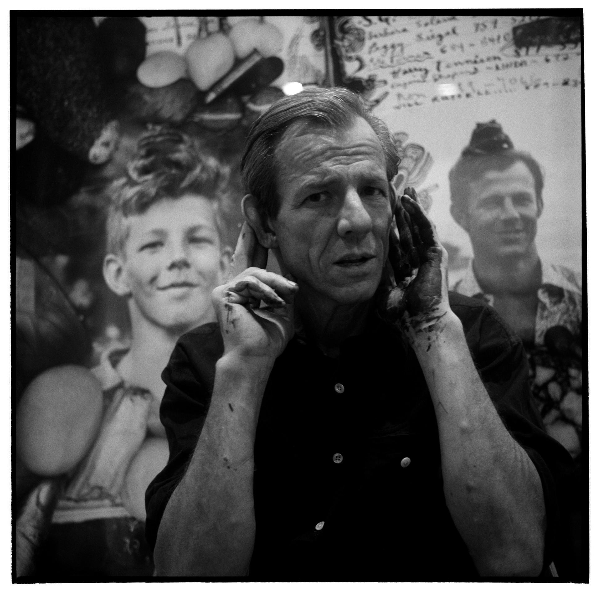 Peter Beard Paris '96 #2