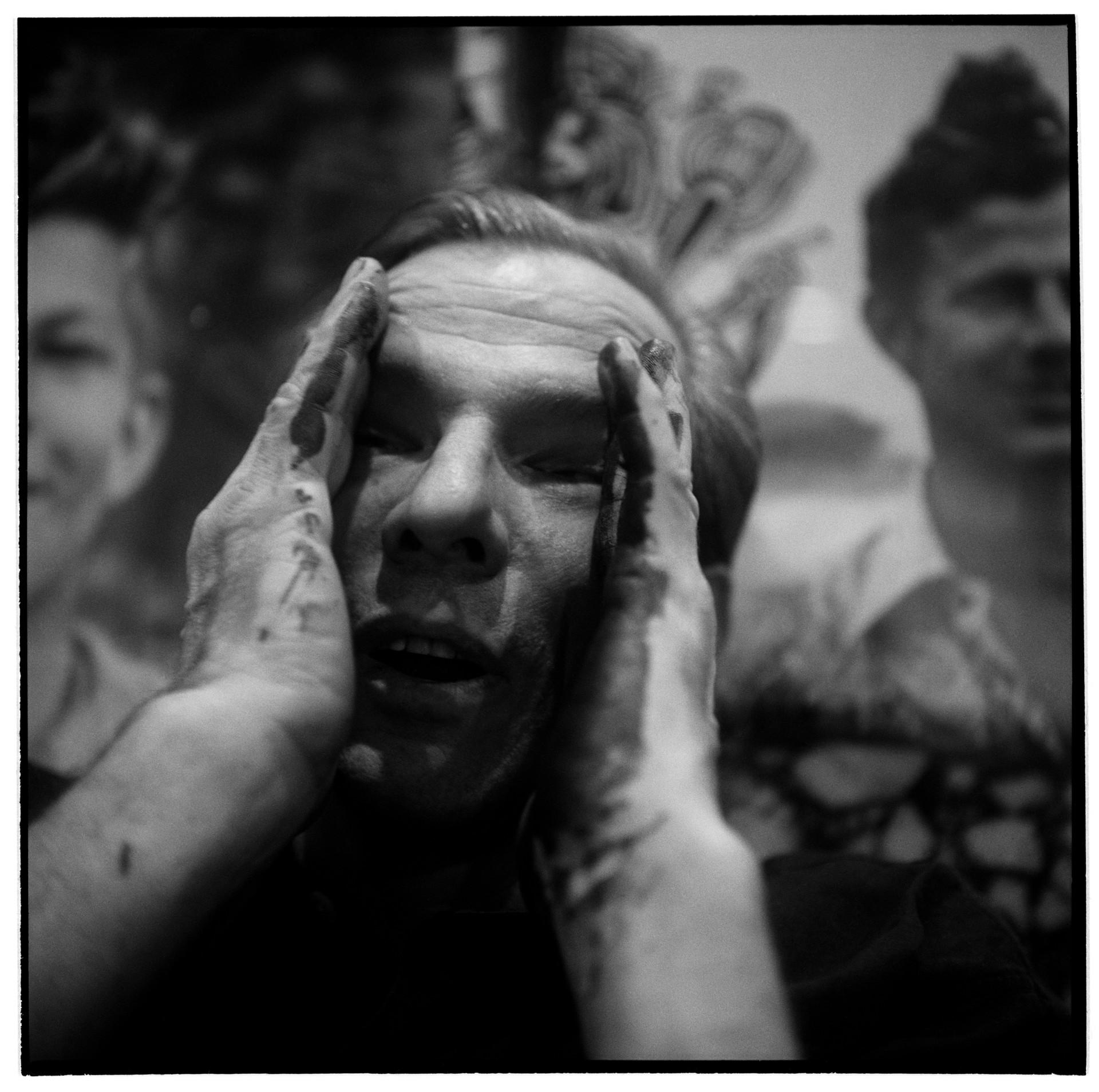 Peter Beard Paris '96 #3
