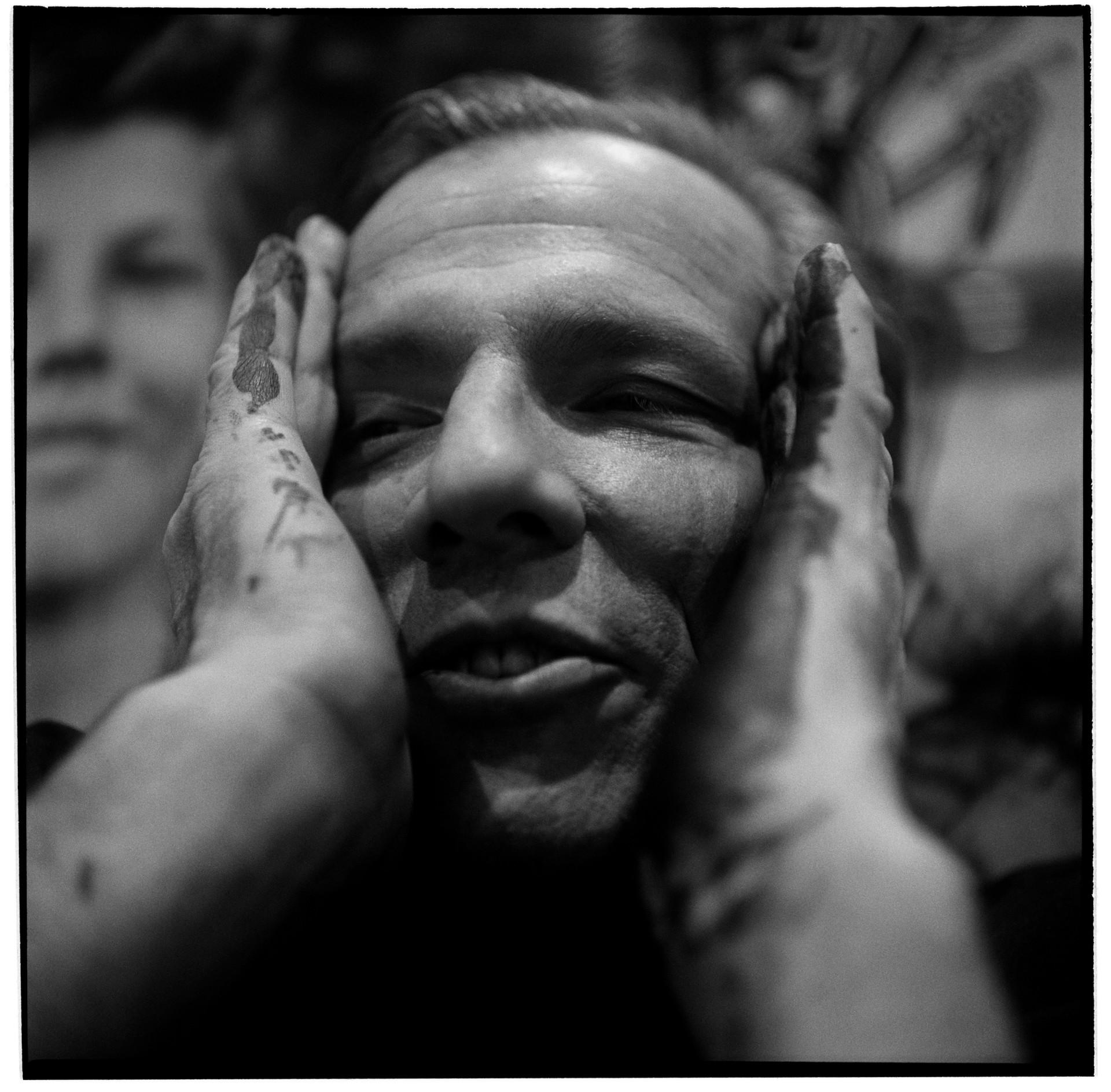 Peter Beard Paris '96 #4