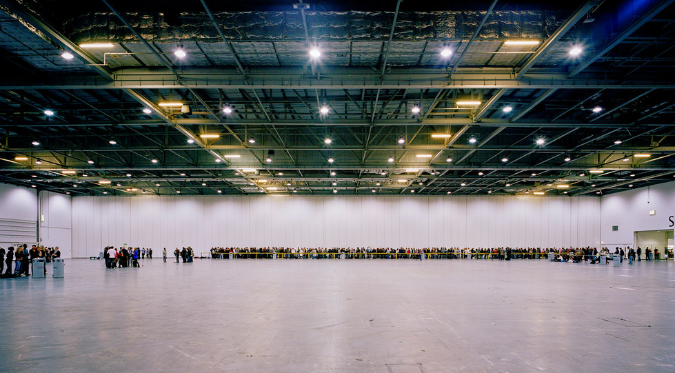 Big Brother auditions Excel London