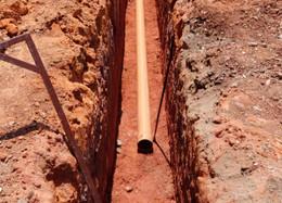 Obras de melhorias no abastecimento tem início no Gouveia e em Glaura