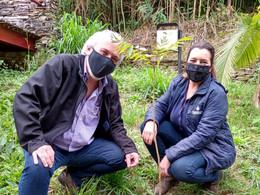 Dia da Árvore: doação de 100 mudas de plantas ao Horto dos Contos