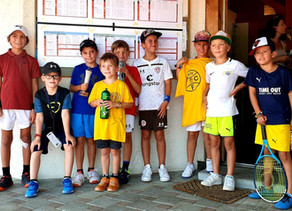 Juniorenturnier am Sonntag, 28. Juni 2020