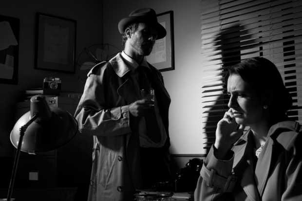 Private Detective c. 1930's