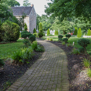 outdoor path