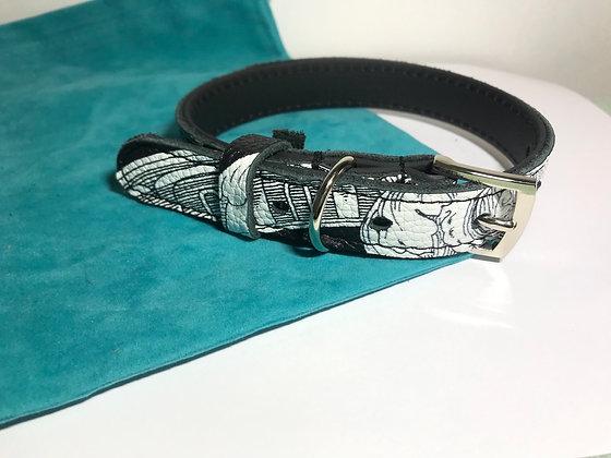 Gianni Versace dog collar