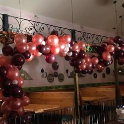 #balloondecor #organicballoons #azballoo