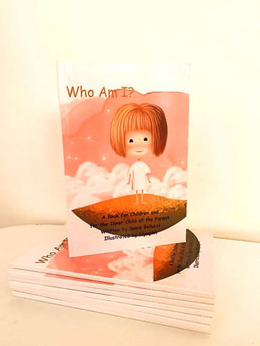 Who am I? Children book