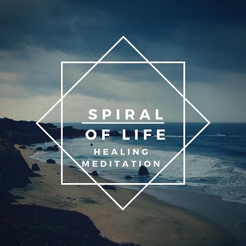 Spiral of Life - Healing Meditation
