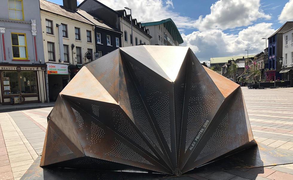 Alex Pentex egg- Cornmarket street