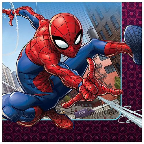 Spider-Man™ Webbed Wonder Luncheon Napkins