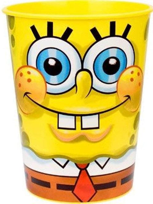 Spongebob Squarepants Favor Cup