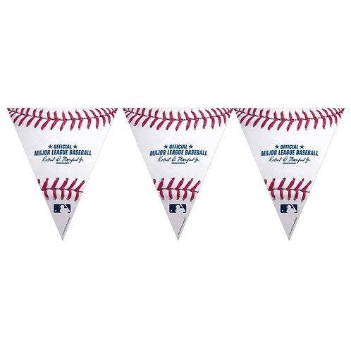 MLB Baseball Pennant Flags