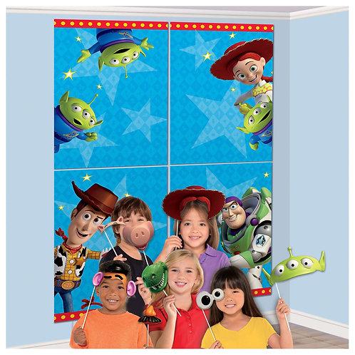 Toy Story Scene Setter W/Props