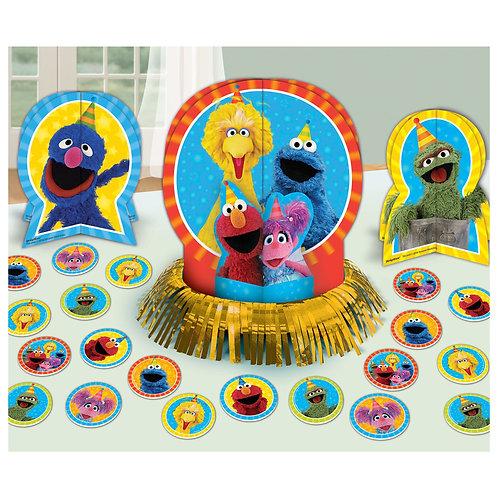 Sesame Street® Table Decorating Kit