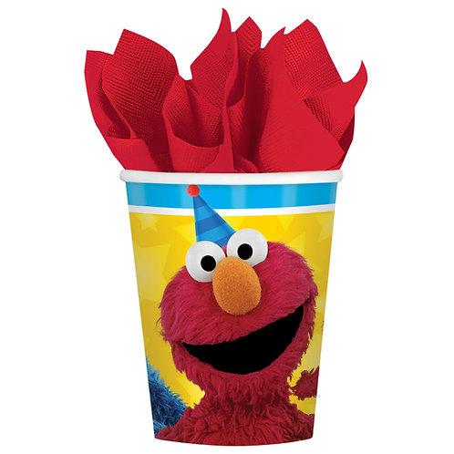 Sesame Street® 9oz. Paper Cups