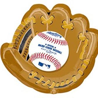 """25"""" MLB Baseball Glove Balloon"""