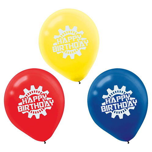 Transformers™ Latex Balloons - Robots