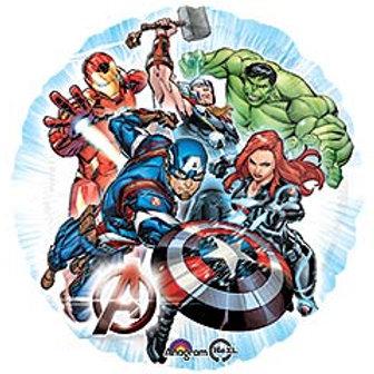 """17"""" Avengers Balloon"""