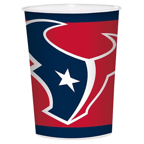 Houston Texans Favor Cup