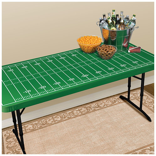 Fitted Football Field Table Cover