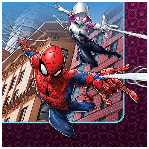 Spider-Man™ Webbed Wonder Beverage Napkins