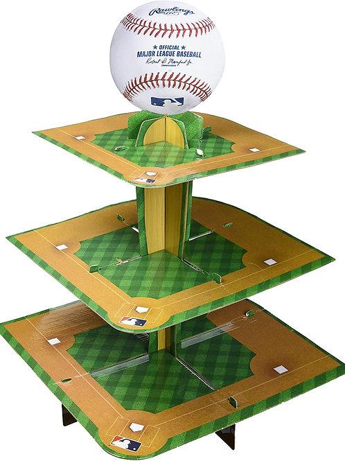 Rawlings MLB Baseball Treat Stand