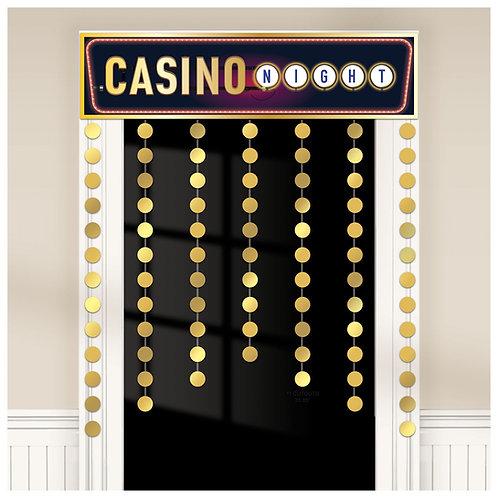 Casino Decorative Door Curtain