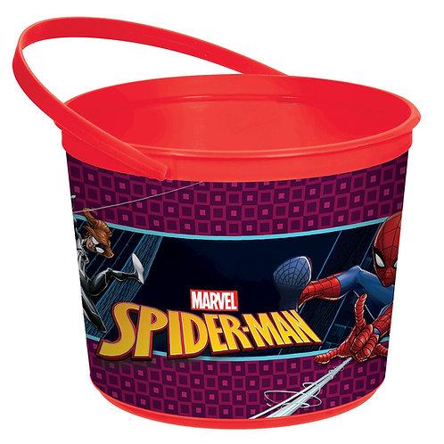 Spider-Man™ Webbed Wonder Favor Container/Bucket