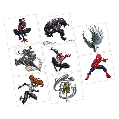 Spider-Man™ Webbed Wonder Tattoos
