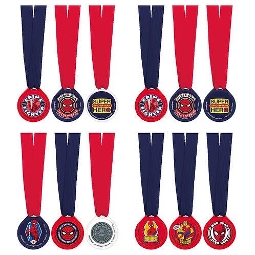 Spider-Man™ Webbed Wonder Award Medals