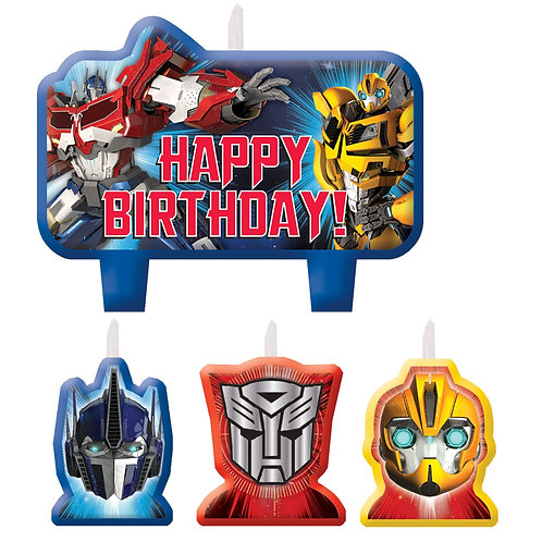 Transformers™ Birthday Candles