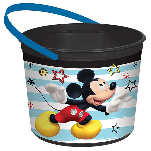©Disney Mickey on the Go Favor Container