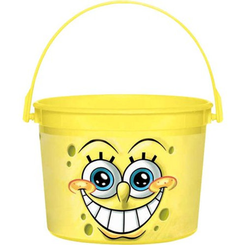 Spongebob Squarepants Favor Bucket/Container