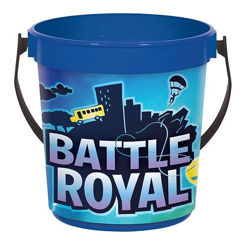 Battle Royal Favor Container/Bucket
