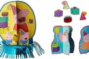 Peppa Pig Table Decoration Kit