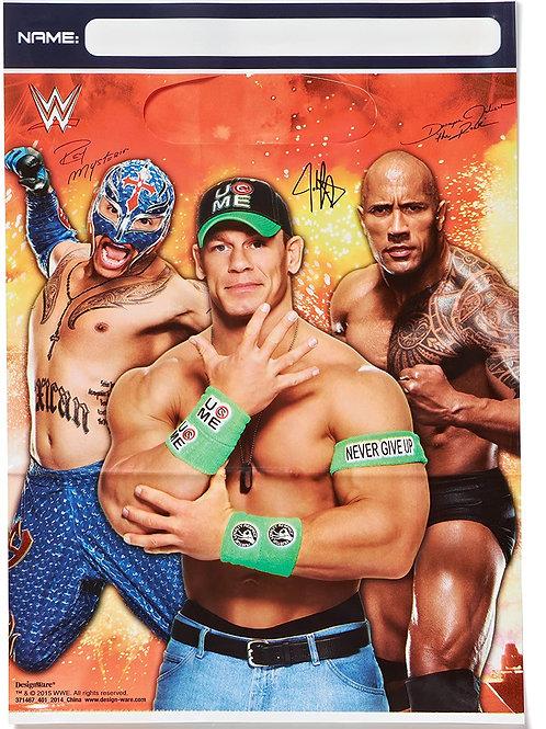 WWE Wrestling Loot Bags