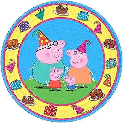 """Peppa Pig™ 7"""" Plates"""