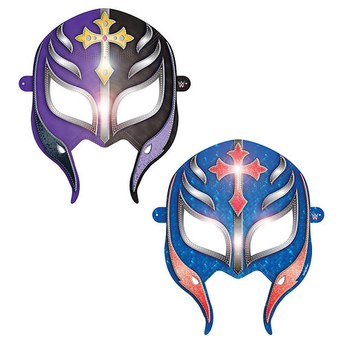 WWE Wrestling Paper Mask