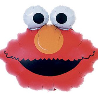 """22"""" Elmo 3D Head Balloon"""