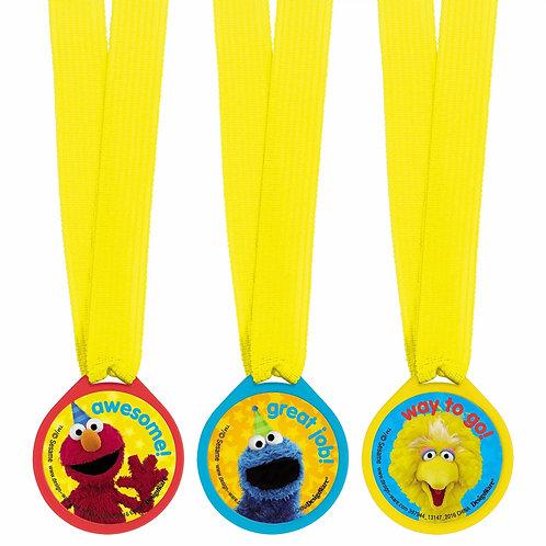 Sesame Street® Award Medals