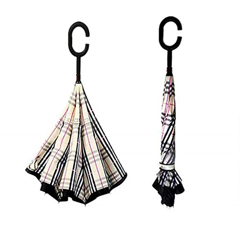 Reversible/Inverted Umbrella