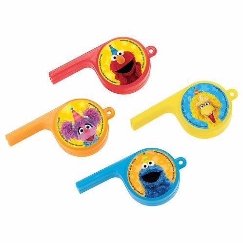 Sesame Street® Whistle Favors