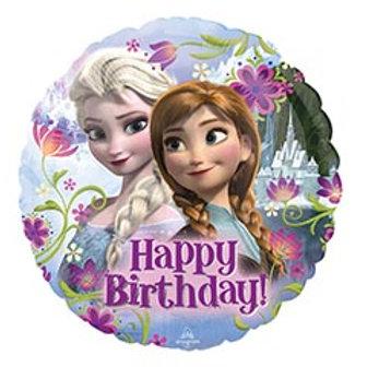 """17"""" HBD Frozen Balloon"""