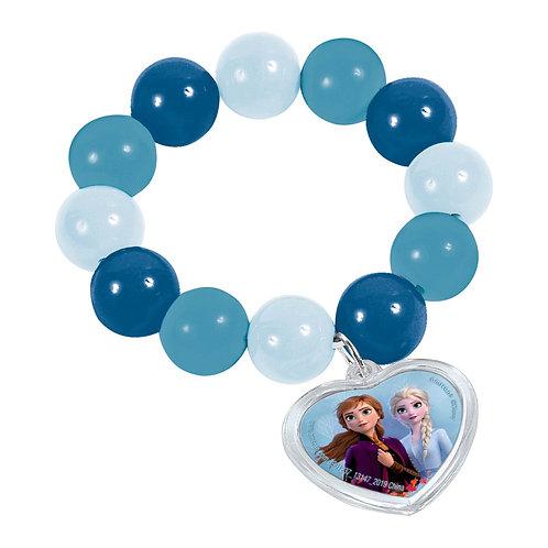 Frozen Bead Bracelet