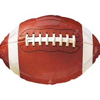 """17"""" Football Balloon"""