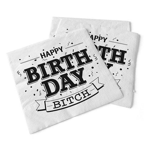 Happy Birthday | Beverage Napkins