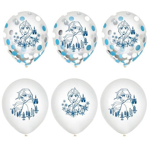 "Frozen 12""Latex Balloons"