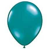Qualatex Latex Balloon - Jewel Teal
